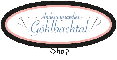 Änderungsatelier Göhlbachtal Webshop-Logo
